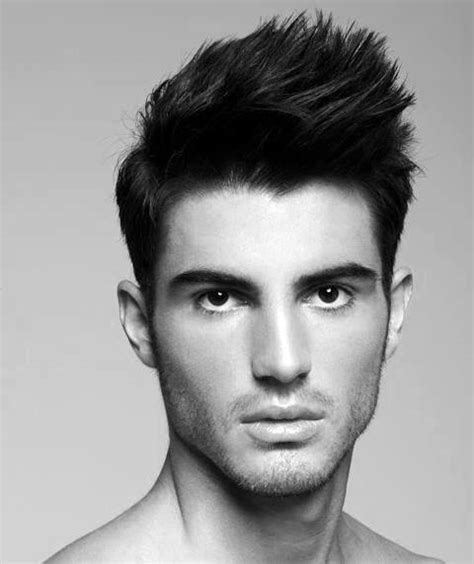 Spiky Mens Hairstyles by 40 Spiky Hairstyles For Bold And Classic Haircut Ideas