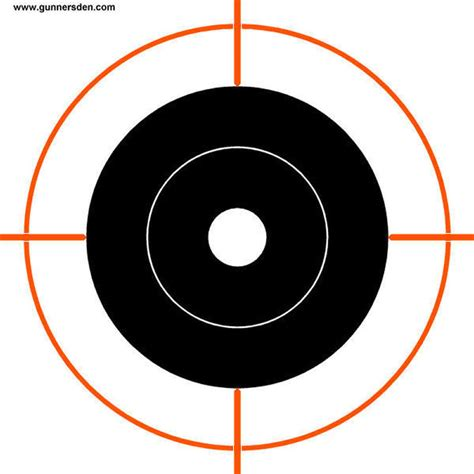printable precision targets pictures of targets cliparts co