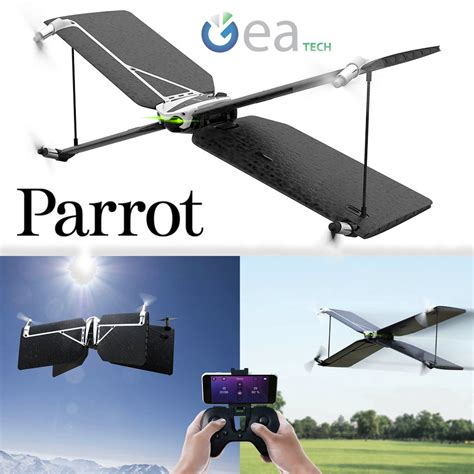 parrot swing parrot swing quadcopter mini drone with flypad controller