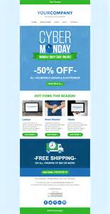 Marketing Email Template by 25 Email Marketing Templates Sendinblue
