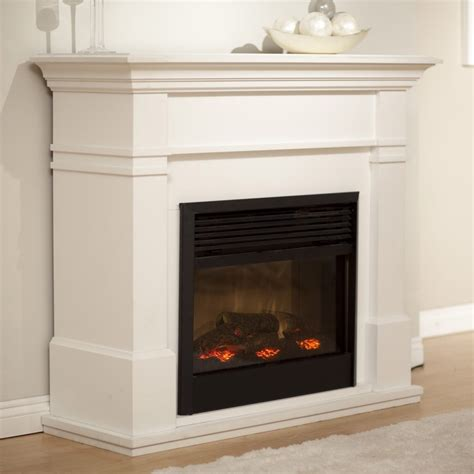 Dimplex Kenton Electric Fireplace dimplex kenton white electric fireplace electric