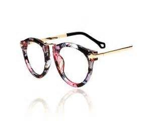 retro floral pattern sunglasses on luulla