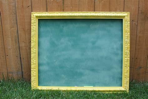 diy chalkboard large diy large framed chalkboard chalkboard paint ideas