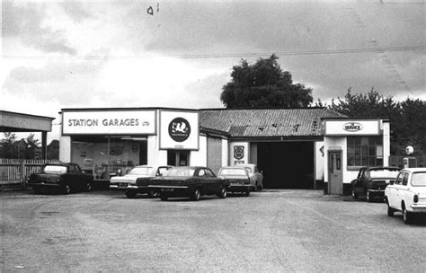 Station Garage by Amersham S Garages