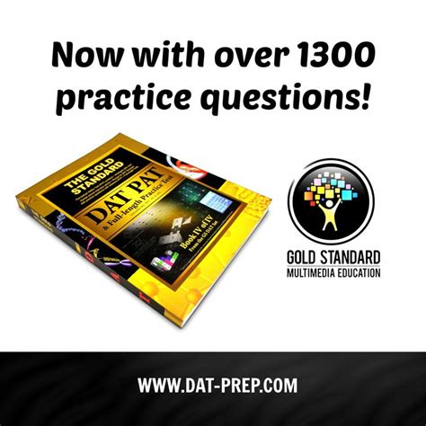 dat pat section 54 best images about gold standard dat products on