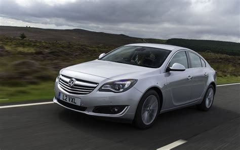 vauxhall car vauxhall insignia car review business car manager