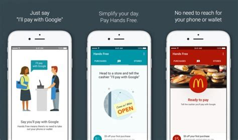 is google s new hands free app the future of mobile payments google s experimental hands free app that lets you pay