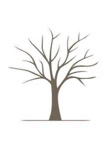 fingerprint paper template tree template for fingerprint and tissue paper tree http