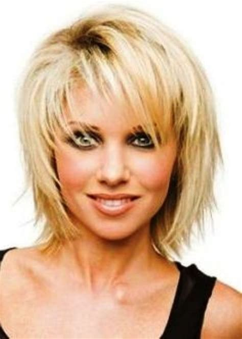 Medium Haircuts For 50 And Overweight by 50 Hairstyles For Back To Post Hairstyles For