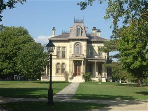 Bloomington Il Court Records David Davis Mansion Bloomington Il Houses On Waymarking