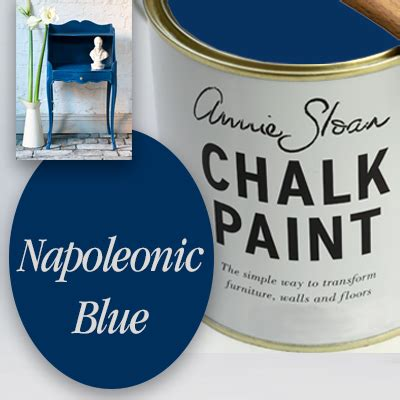 chalk paint napoleonic blue chalk paint decorative paint by sloan quart color
