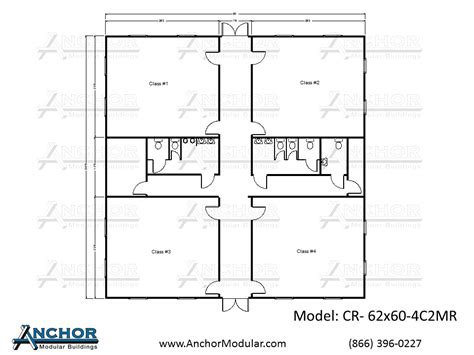 floor plans for classrooms modular classroom floor plans