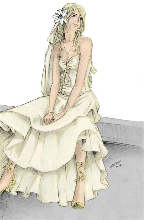 Anime Wedding Dress – Anime Wedding Dresses