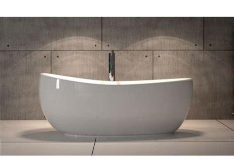 ligbaden vrijstaande baden massieve design baden - Designer Badlen