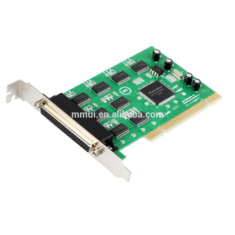Serial 8 Port Pci Card 8 ports rs 232 serial db9 rs232 to pci controller card