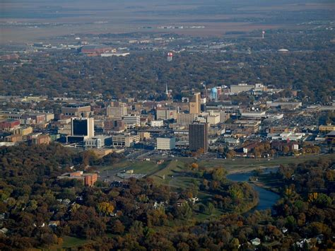 Fargo Nd panoramio photo of downtown fargo skyline from south fargo