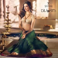 Deepika padukone new photoshoot for tanishq jewelry yam collection