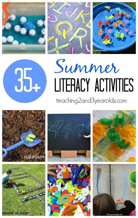 Kindergarten Activities Summer | 94 best images about early literacy on pinterest parents