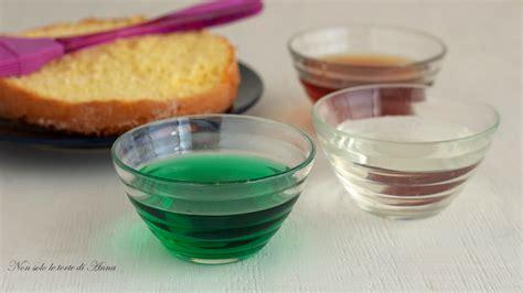 bagna per torte non alcolica bagna per torte bagna per pan di spagna bagna per