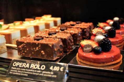 Spains Patisserie by Desserts At Bubo Barcelona Flickr Photo