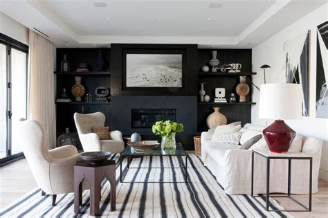 black living room walls living room decor ideas for homes with personality