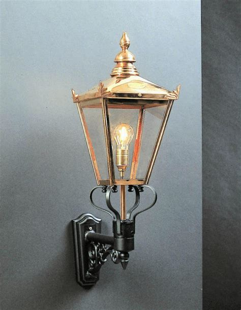 copper wall lantern chelsea cs1 copper wall lantern elstead norlys 954