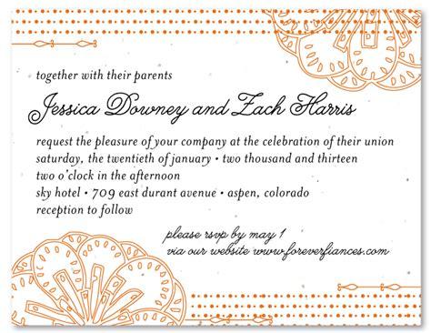 Spanish Wedding Invitations – Spanish Style Laser Cut Invitations