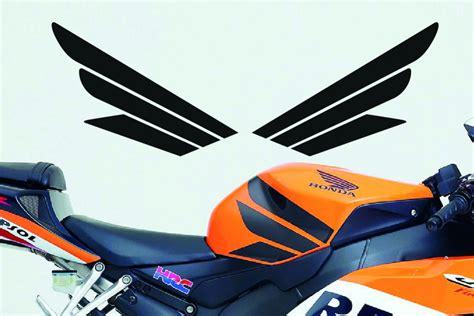 Sticker Honda Ok by Honda Repsoltank Wing Stickerschoose Your Favorite Color