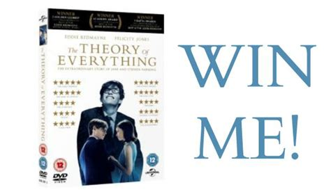 up film theory win a the theory of everything dvd penny golightly