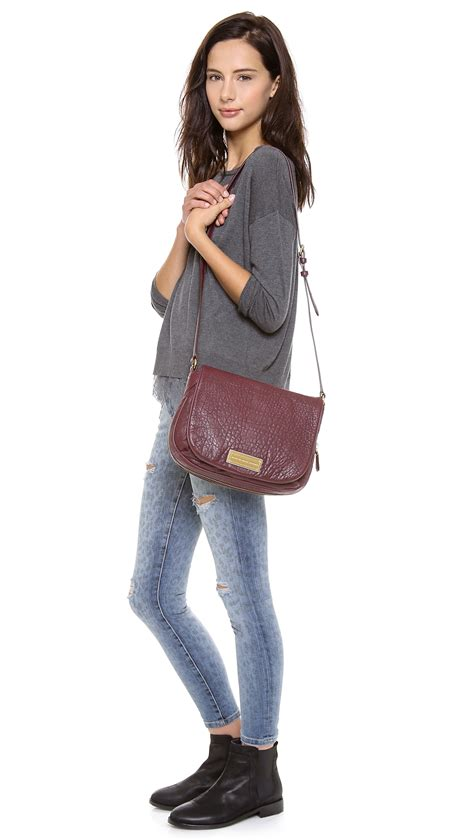 Marc By Marc Washed Utility Satchel by Lyst Marc By Marc Washed Up Nash Cross Bag