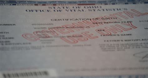 Ohio Vital Records Birth Certificate Birth And Certificates Clermont County Ohio General Health District