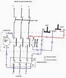 direct on line starter wiring diagram electrical wire rating chart 16 on electrical wire rating chart