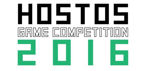 Game Design Hostos | 2016 hostos annual game competition official rules