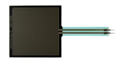 fsr 406 square sensing resistor square sensitive resistor fsr interlink 406 28 images sensing resistor square 28 images