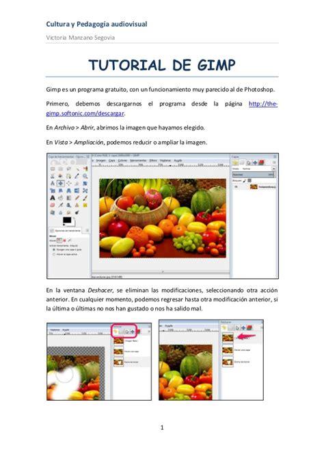 gimp tutorial powerpoint tutorial de gimp fotocollage