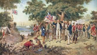 new year in australia history captain cook s hms endeavour found in newport