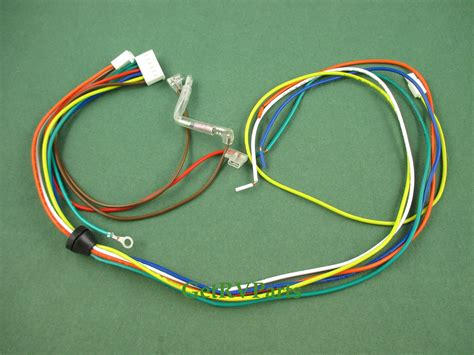 atwood 93312 rv water heater wiring harness with
