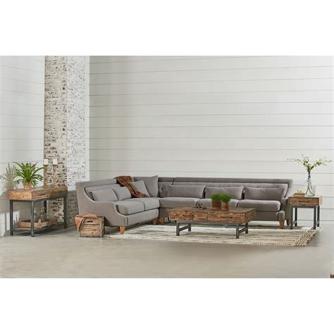joanna gaines sectional sofas magnolia home by joanna gaines chisel three chisel