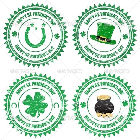 photoshop rubber st shamrock background rubber st 187 dondrup