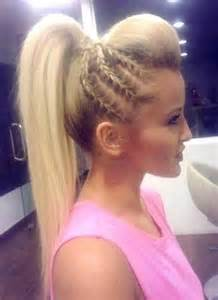 braids hairstyles pictures ponytail 10 trendy braided hairstyles popular haircuts
