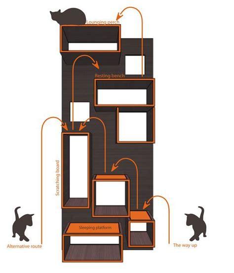 cool cat furniture very cool stuff design cat tree exclusive scratching