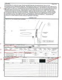 Vehicle Accident Report Sample How To Read A Car Accident Report Atlanta Georgia Car