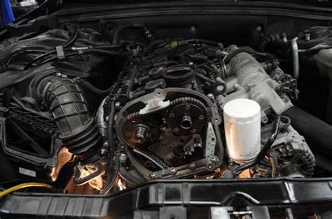 stretched timing chain audi  luxury european service performance fluid motorunion bmw