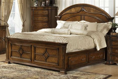 hillsdale old england panel storage bed 1311 bed
