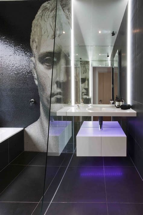 Shining Bathtub by Shining Bathroom Redo With A Wow Factor By Royston