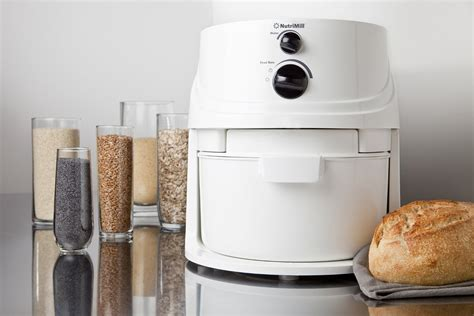 6 best electric grain mills for home use in 2016 top