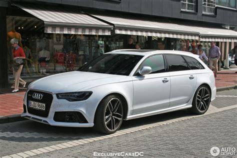 Audi Rs6 Avant Wei by Audi Rs6 Avant C7 1 April 2014 Autogespot