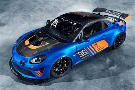alpine a110 for alpine a110 pure legende and gt4 versions at geneva 2018