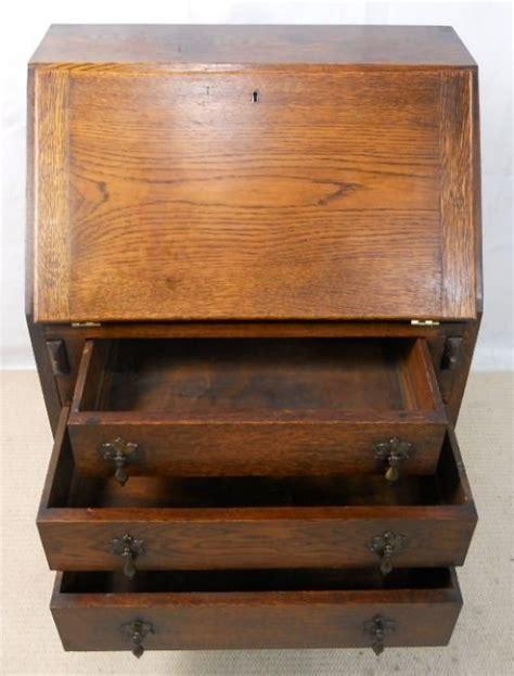 small oak writing desk small oak writing desk 19th century antique oak small
