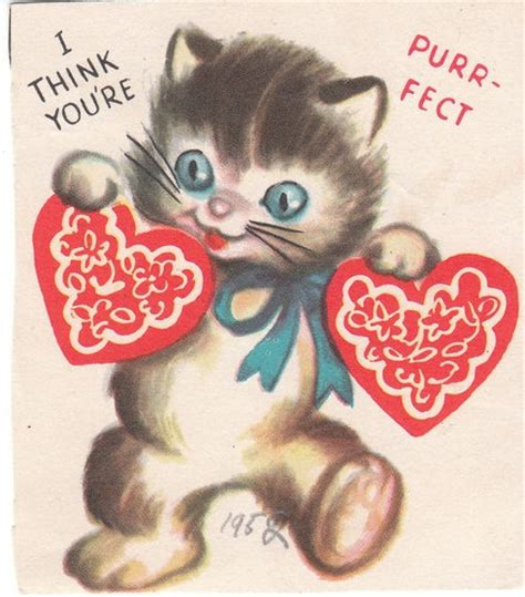 cat valentines card 29 best images about cards on
